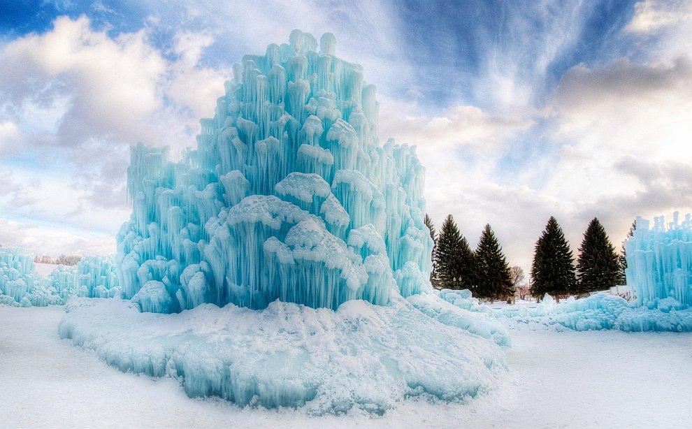 Ледовый замок
