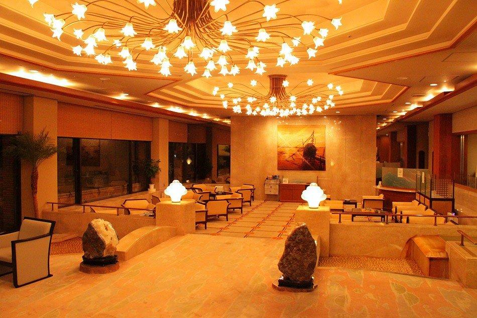 Рёкан. Отель в традиционном японском стиле