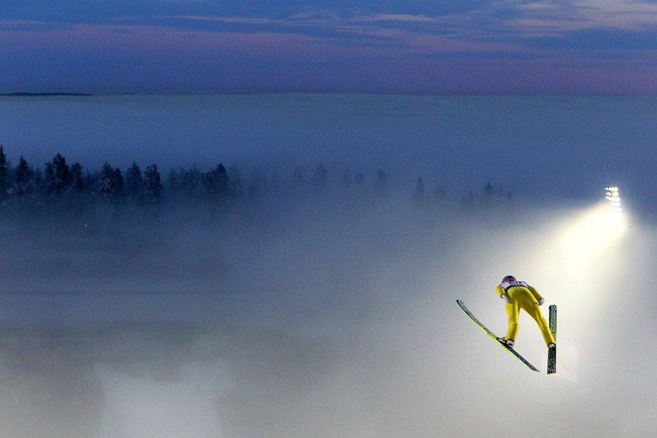 Чемпионат мира по прыжкам с трамплина, Осло, Норвегия