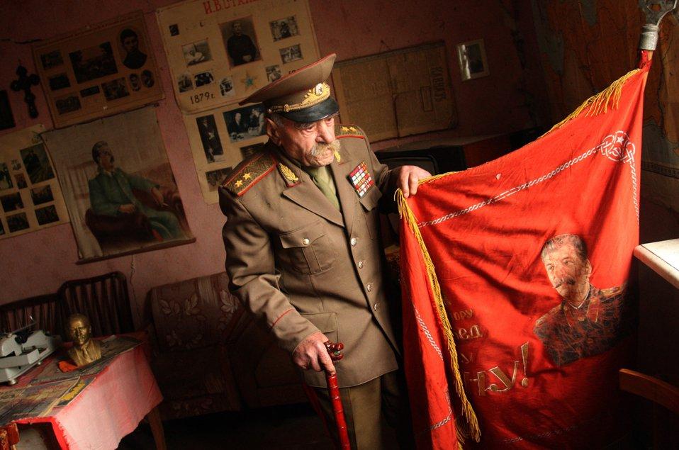 58-я годовщина со дня смерти Иосифа Сталина