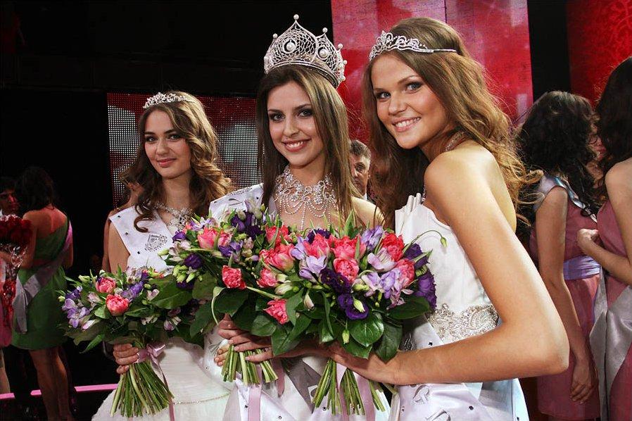 Победительницы «Мисс Россия — 2011»