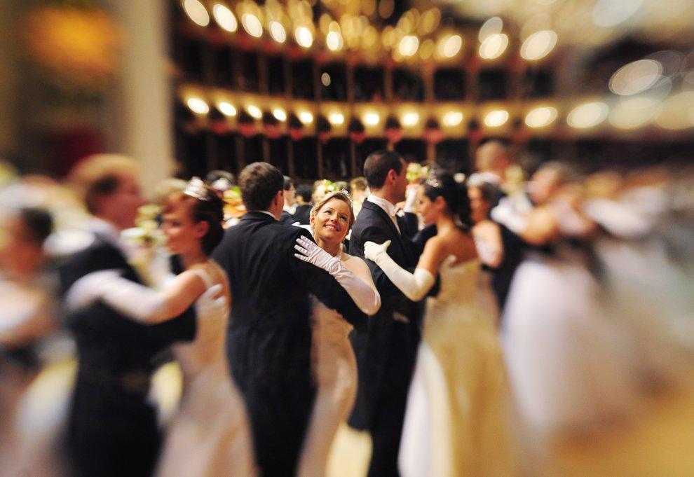 Танцы в нашей жизни