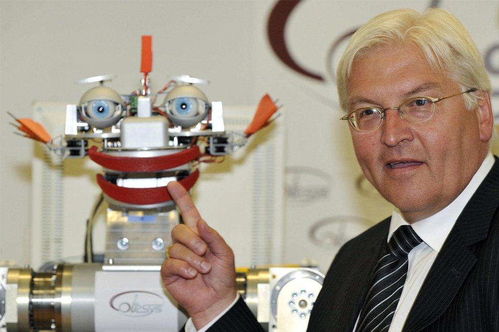 Робот по имени «Eddie»