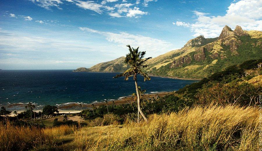 Отдых на острове Вайа, Фиджи