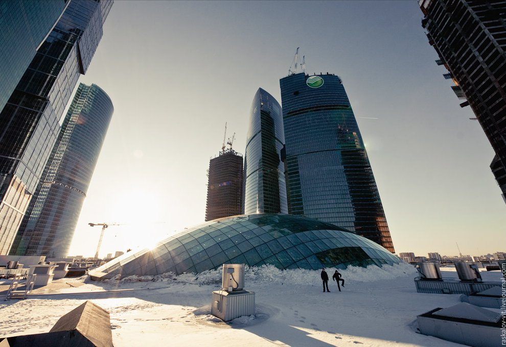 В Москве открыли один из самых крупных торговых центров Европы