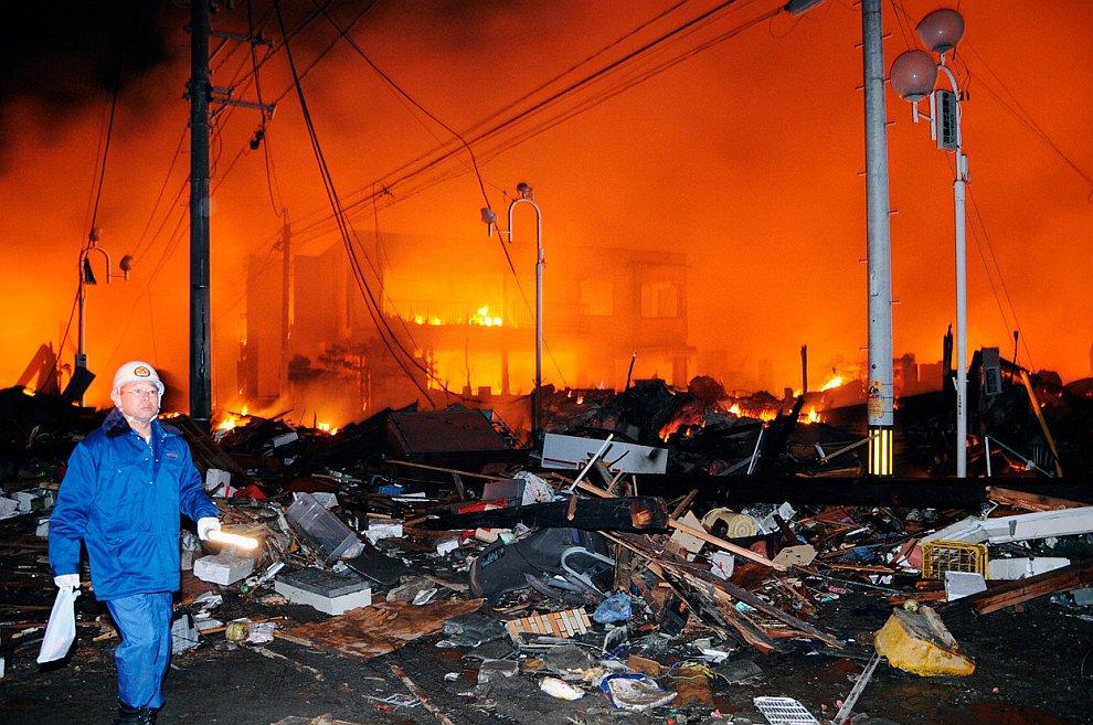 Город асахикава 11 марта 2011 yomiuri reuters