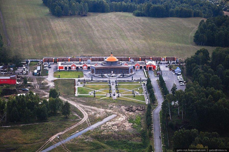 Страшно интересный репортаж: новосибирский крематорий