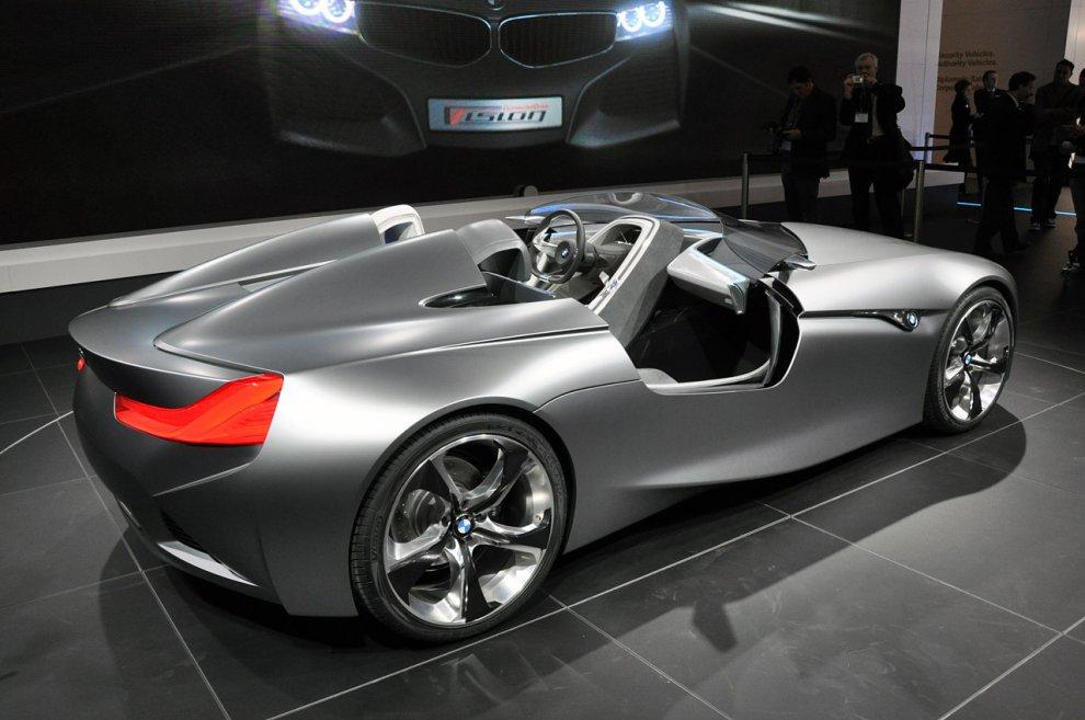 Концепт-кар BMW Vision ConnectedDrive