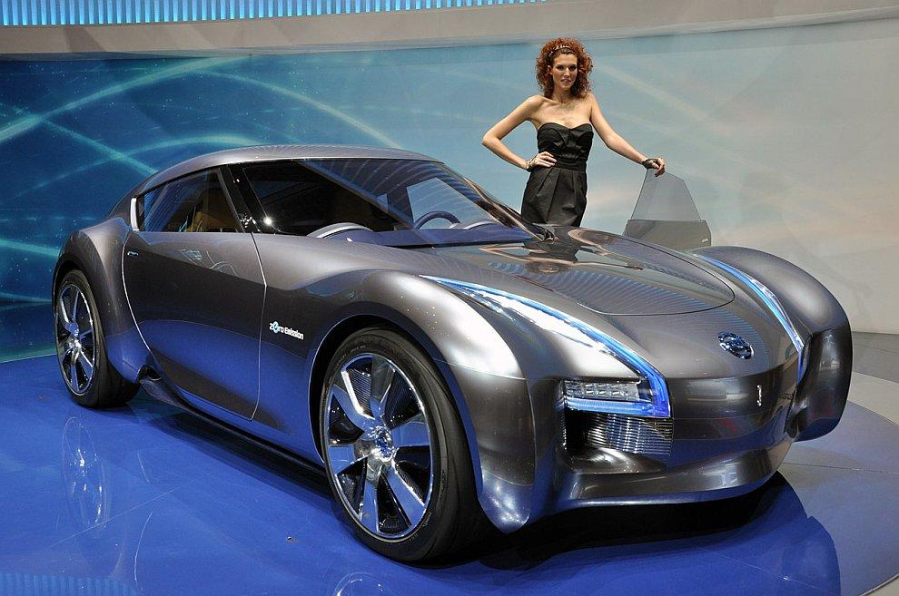 Концепт-кар Nissan Esflow Concept
