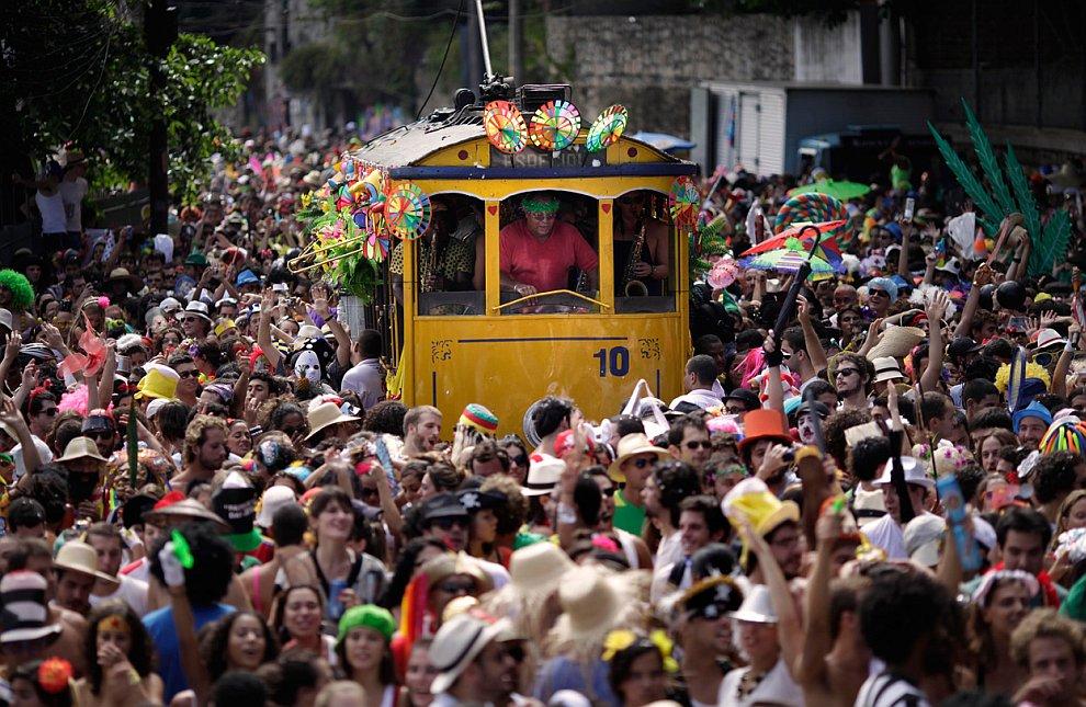 Карнавалы в 2011 году