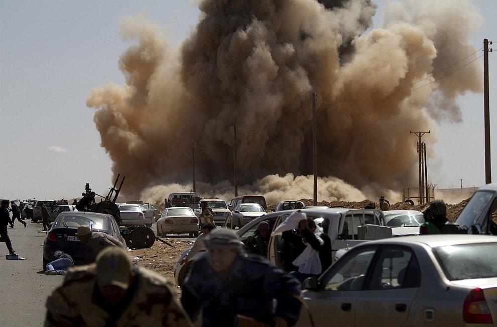 Ливия официально попросила россию о помощи