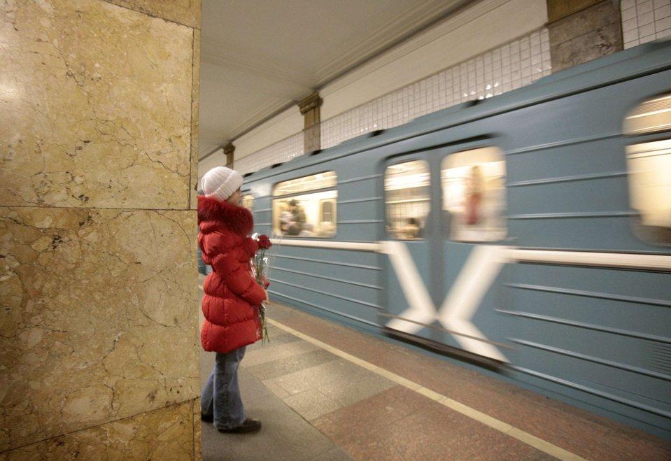 Годовщина взрывов в метро