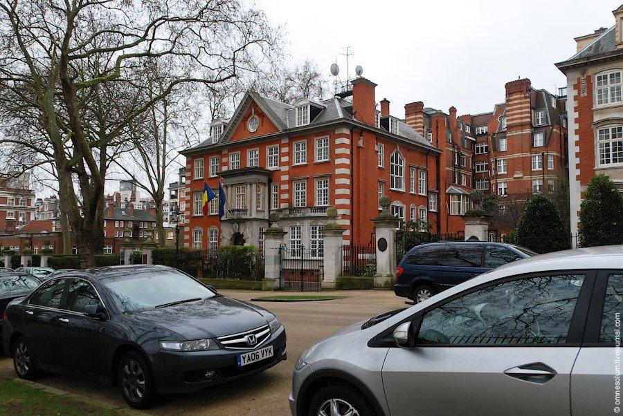 Где живут русские олигархи или прогулка по Лондону
