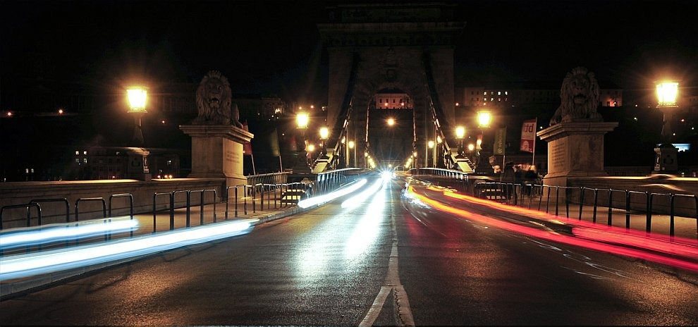 Цепной Мост Се́чени