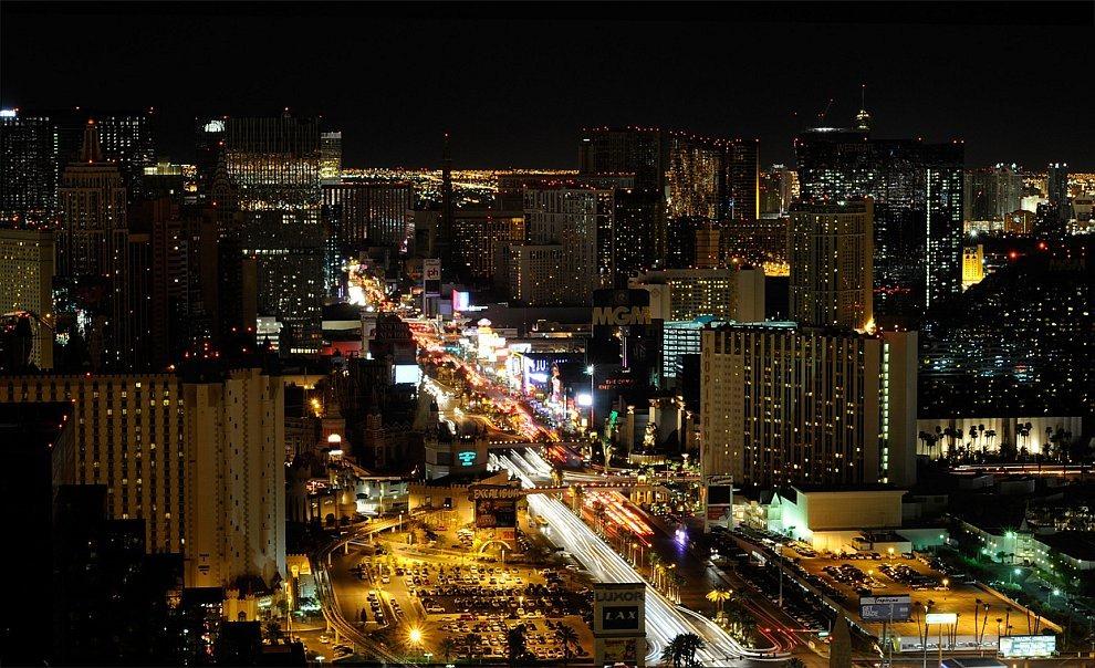 Бульвар Лас-Вегас-Стрип