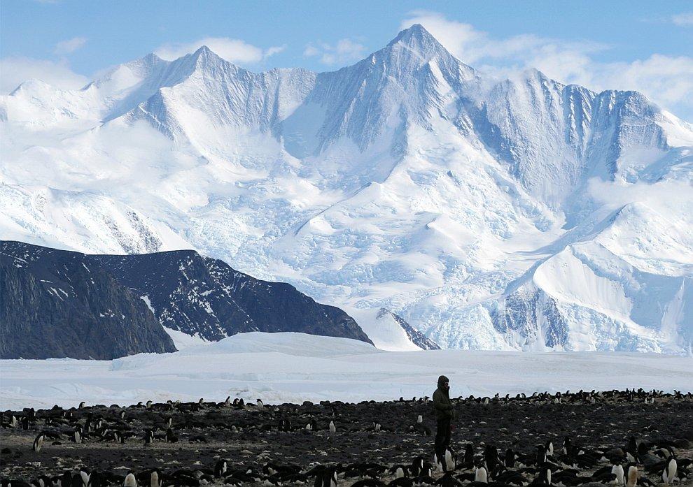 Адмиралтейские горы