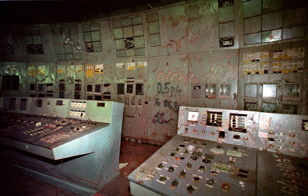 Авария на Чернобыльской АЭС: 25 лет спустя