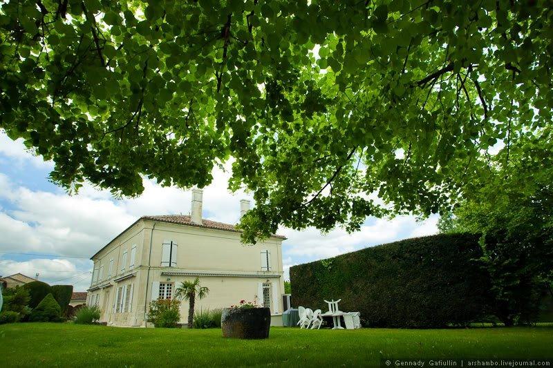 Экскурсия по настоящему коньячному дому во Франции