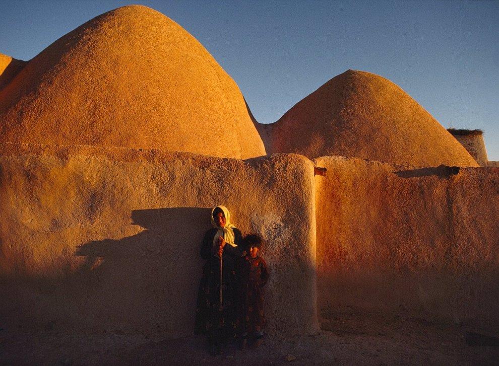 Дома-ульи в Сирии