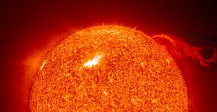 Наше Солнце