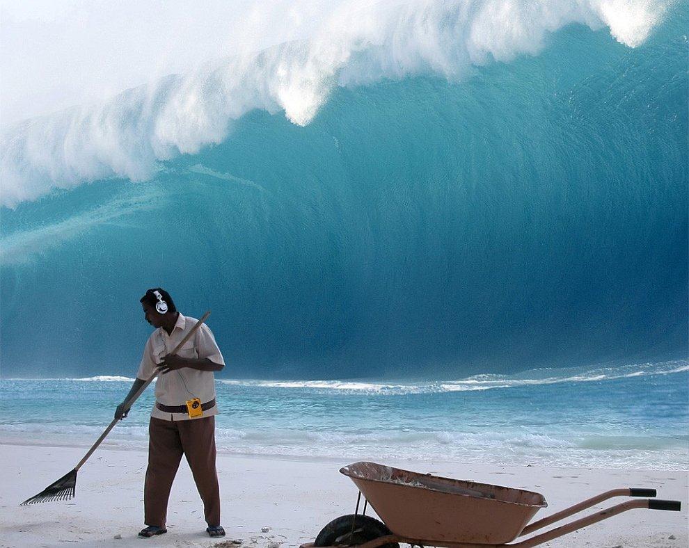 10 интересных фактов о цунами