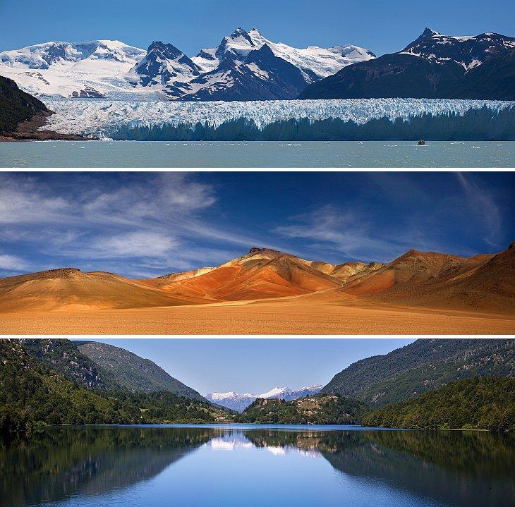 Панорамы Южной Америки