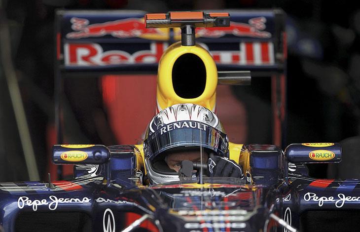 Формула-1. Гран-при Малайзии 2011