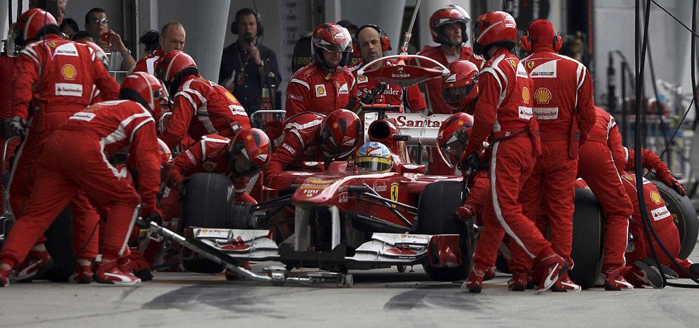 Формула-1. Гран-при Малайзии