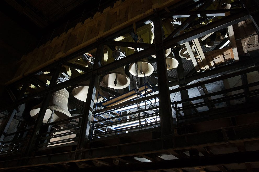 Как проходит реставрация Большого театра