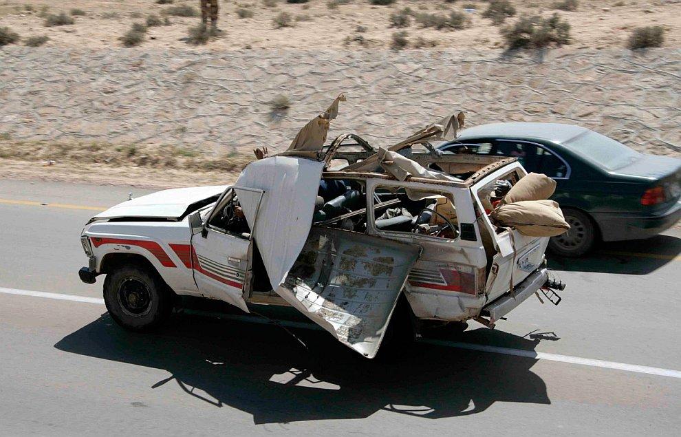 Сцены из жизни Ливии: гражданская война