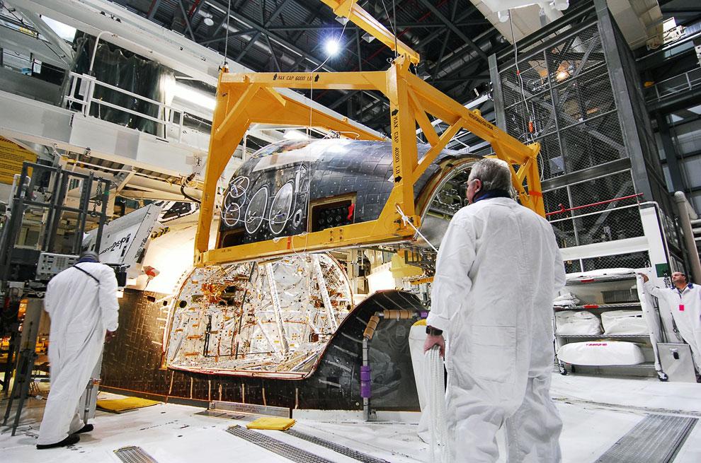 Конец эры космических шаттлов