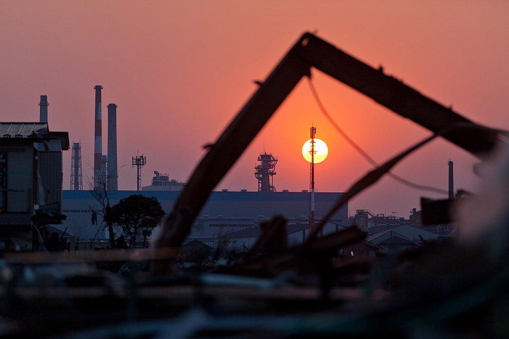Землетрясение в Японии: долгий путь к восстановлению