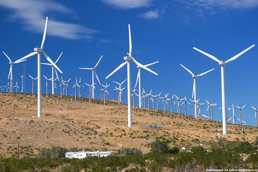 Ветроэлектростанции своими руками фото