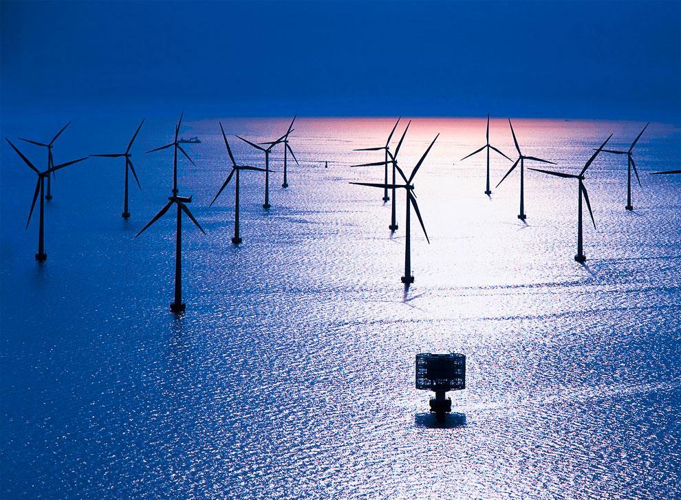 Ветряки: сила ветра