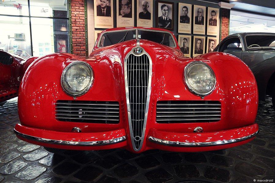 Alfa Romeo 6С 2500