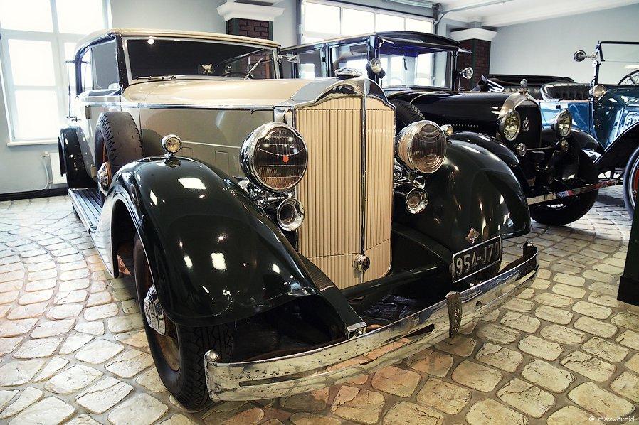 Красивые ретро автомобили - ФОТО в теме!