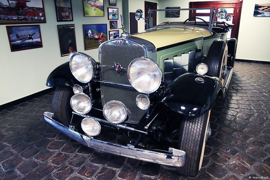 Cadillac V16 Sport Roadster