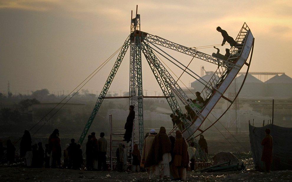 Пакистан: сцены из жизни