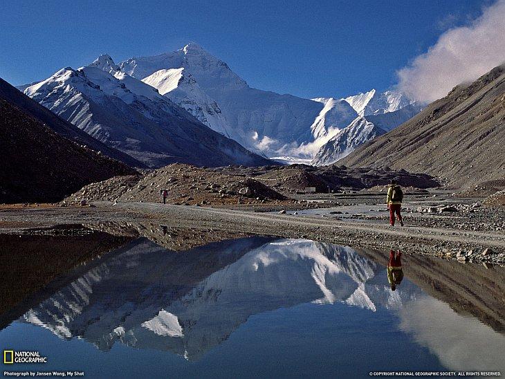 Отражения Эвереста