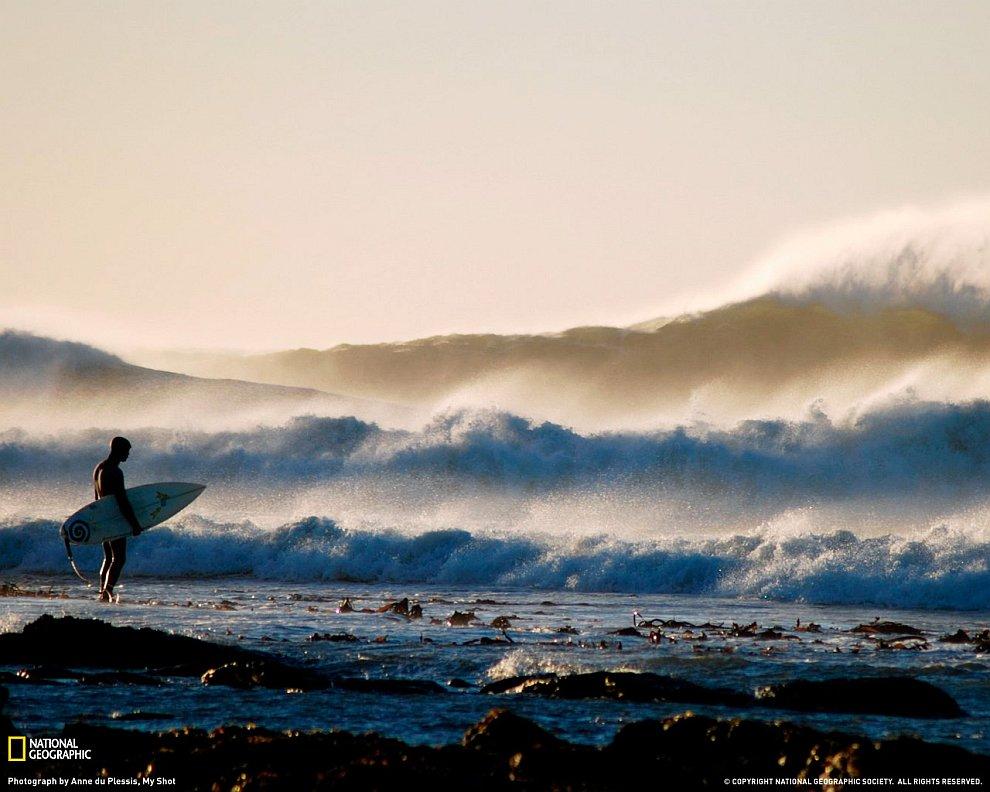 В поисках волны, Южная Африка