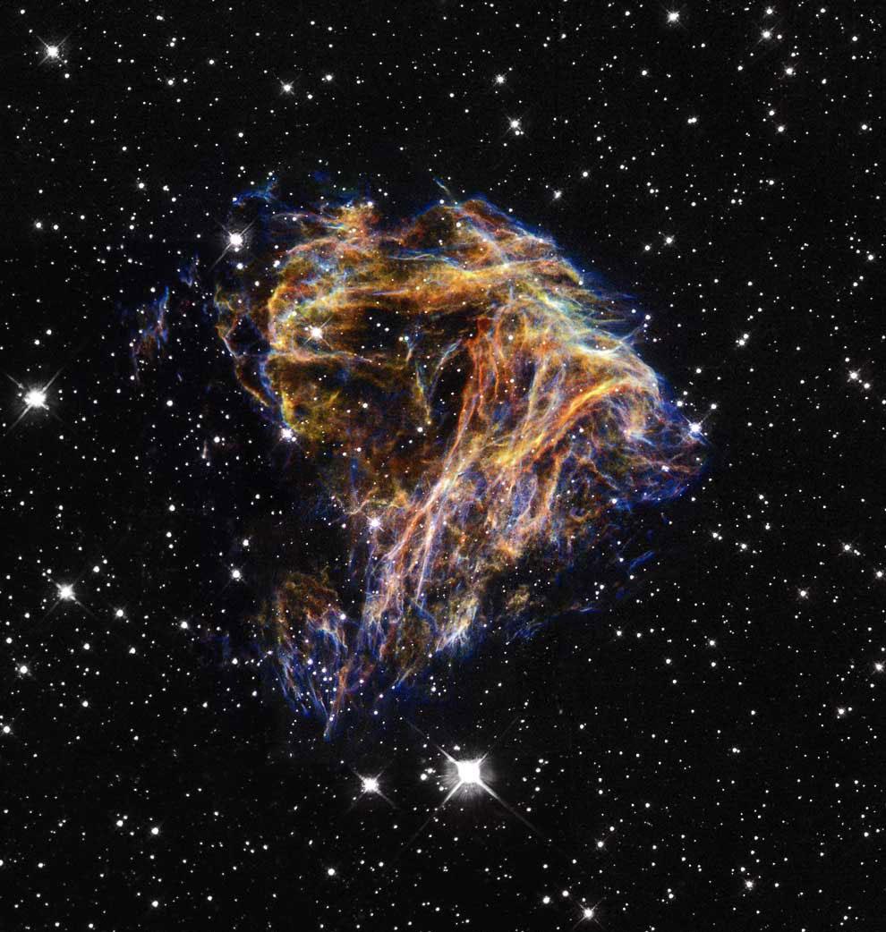 Далекий космос: лучшие снимки с телескопа Хаббл