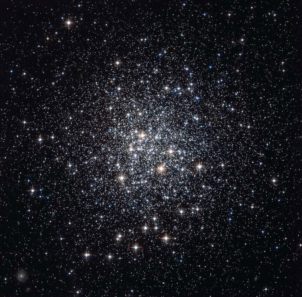 Шаровое скопление M72