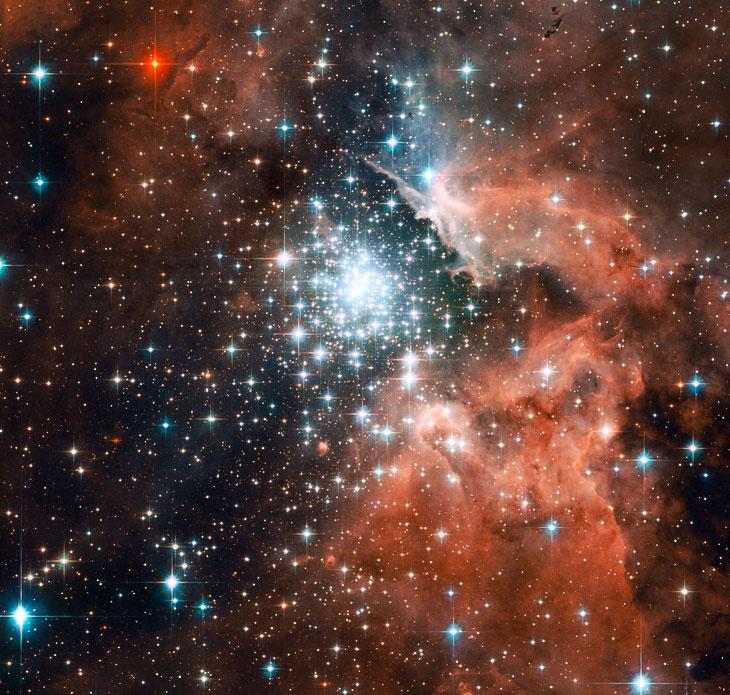 Дальний космос: лучшие снимки с телескопа Хаббл