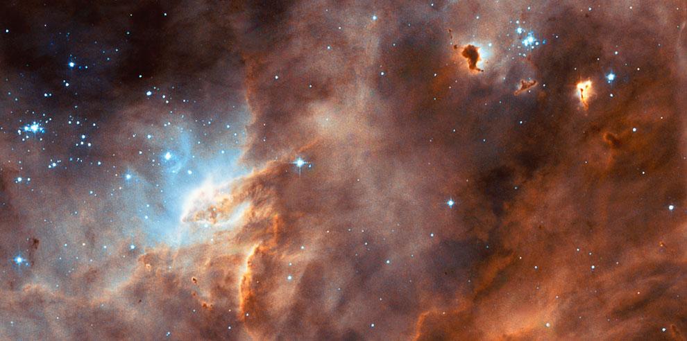 Формирование новых звезд