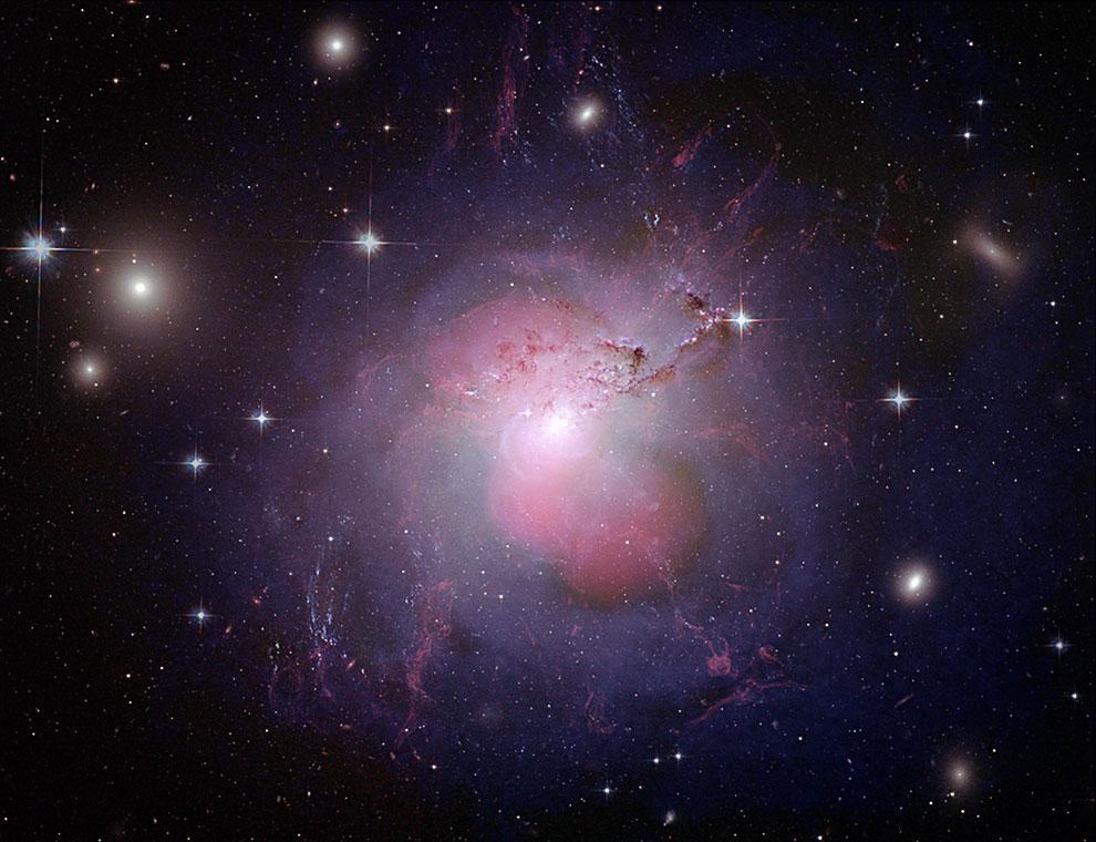 Галактика NGC 1275