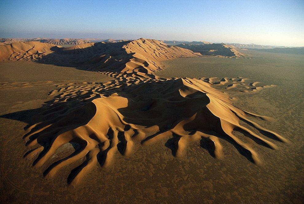 Песчаные дюны, Руб-эль Хали