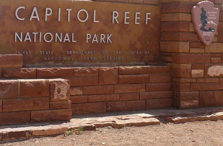 Национальный парк Капитол Риф: «Страна чудес Уэйна»