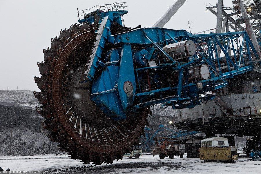 Механические монстры