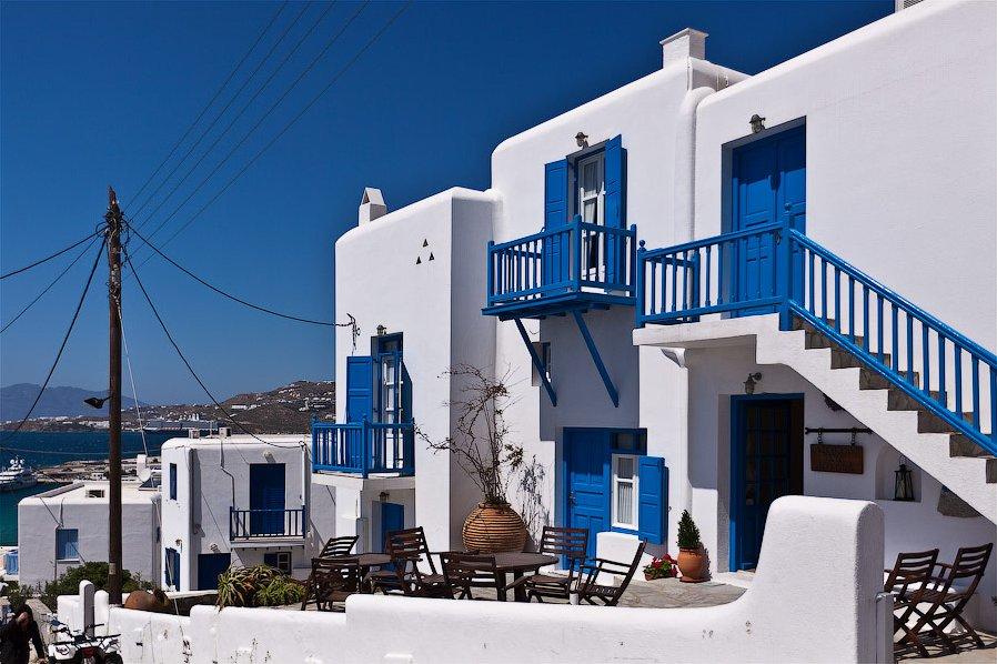 Остров Миконос — жемчужина Греции