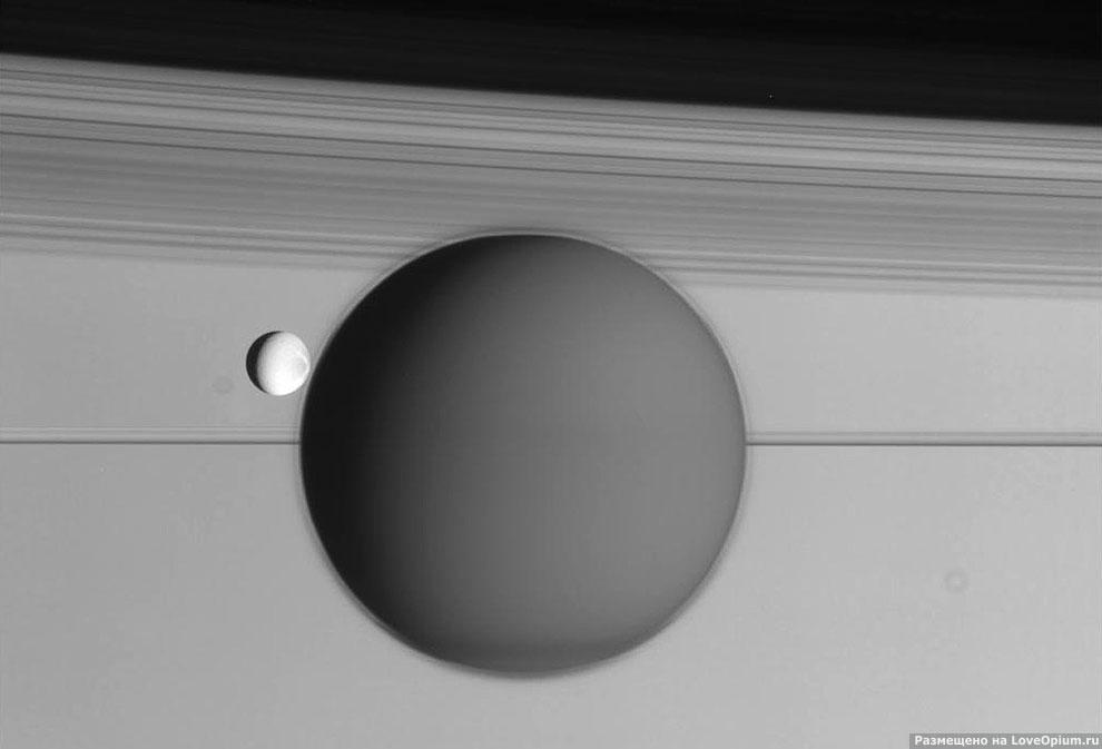 Путешествие вокруг нашей Солнечной системы